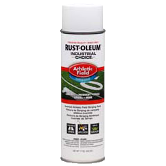Rust-Oleum® Athletic Field Striping Paint WHITE (17 oz Aerosol)