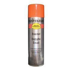 Rust Oleum Gloss Allis Chalmers Orange Farm Equipment Spray Paint 15 Oz