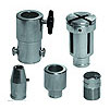 Sammys Universal Pole Socket Kit ITW Buildex