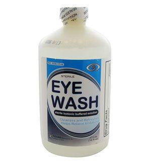 SAS 5130 Eyewash/Irrigate Bottle (Case of 12)