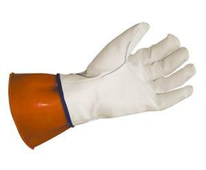 SAS Safety Leather Protective Over Gloves For Electric Service Gloves