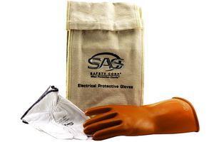 SAS Safety Electric Service Gloves Kit