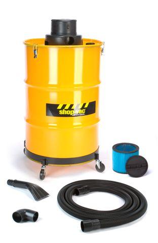 Shop-Vac Heavy-Duty Wet/Dry Vacuum 55 Gal