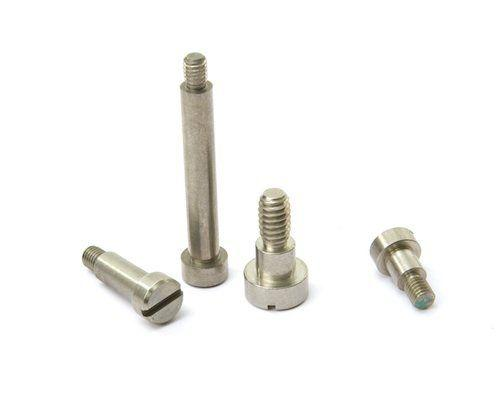 Slotted Head Stainless Steel Shoulder Screws