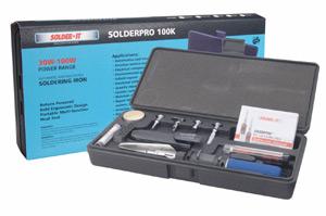 SolderPro 100 4 in 1 Soldering Kit