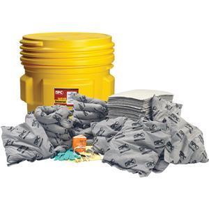 SPC® Allwik® Universal 95 gal Overpack Drum Spill Kit