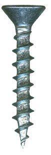 Square Drive Flat Head Zinc Plated Assembly QuickScrews®