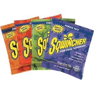 Sqwincher® Powder Packs (Makes 2.5 gal), Lemon-Lime