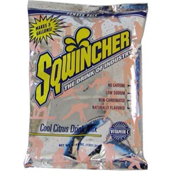 Sqwincher® Powder Packs (Makes 5 gal), Lemon-Lime