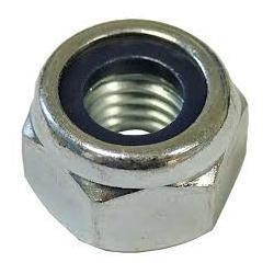 Stainless Steel 18/8 NM/NE Series Nylon Insert Lock Nuts