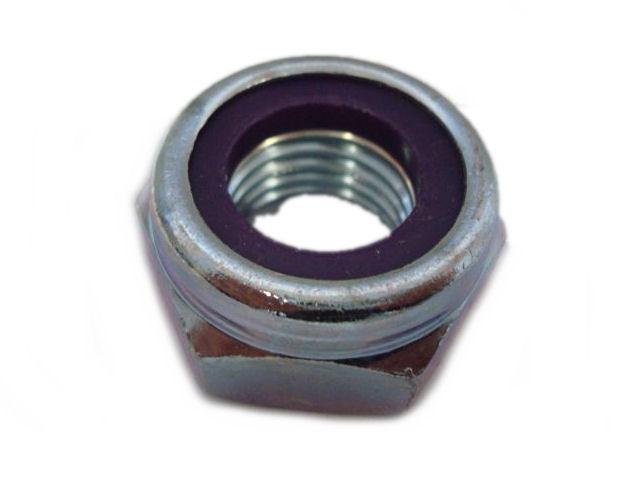 Stainless Steel 18/8 NTU Nylon Insert Lock Nuts