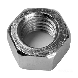 Stainless Steel 316L Finish Hex Nut 1/2-13