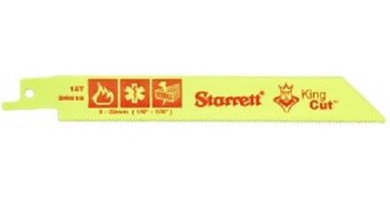 Starrett BTR81014-2 Recip Blade  8X1X.063X10-14 PB 2 PK