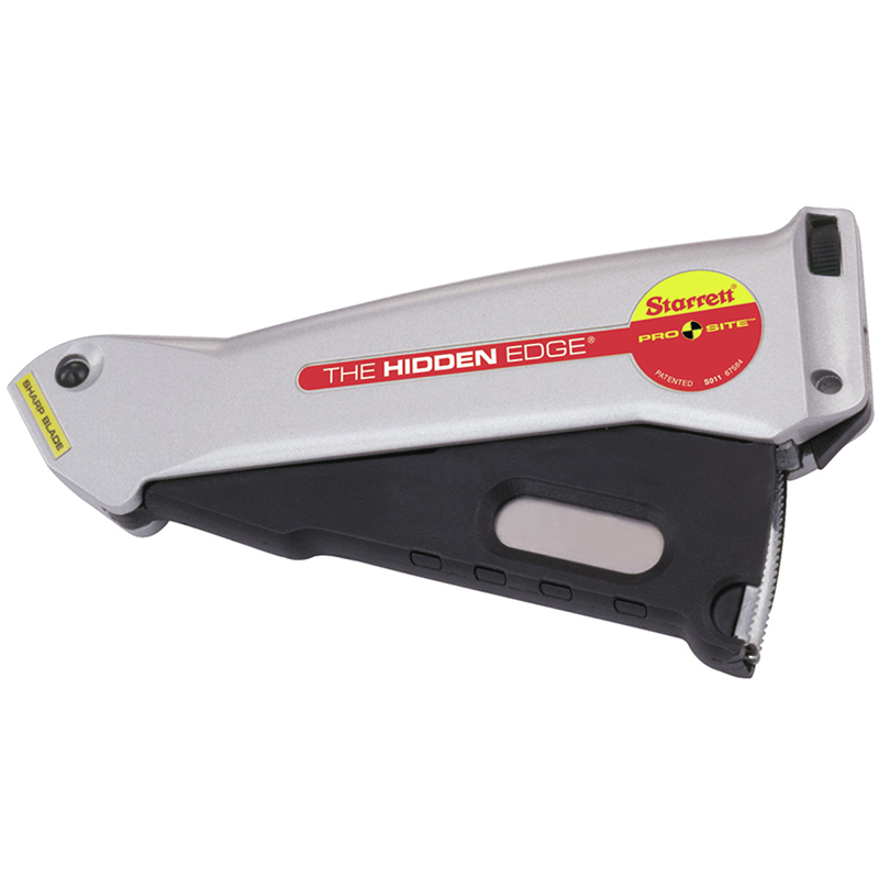 Starrett Hidden Edge Utility Knife Mutual Screw Amp Supply