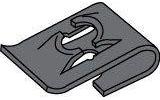 Steel Black Phosphate & Oil J Spring Nuts