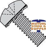 Steel Zinc & Bake Plated Combination External Washer Pan Head Sem Screws