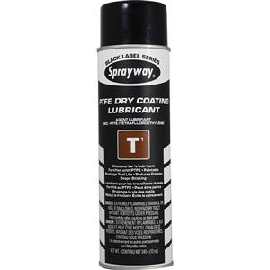 T1 TFE Dry Coating Lubricant & Release Agent, 12 oz Aerosol