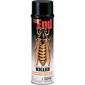 The End.™ Wasp & Hornet Killer