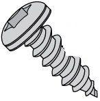 Torx® Pan Head Steel Zinc Plated Type AB Sheet Metal Screws