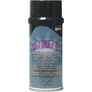 Total Release Odor Eliminator, Mulberry