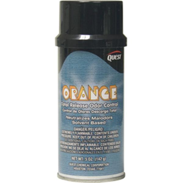 Total Release Odor Eliminator, Orange
