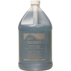 TrailerBrite Aluminum Brightener, 1 gal