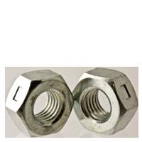 Two Way Steel Zinc Plated & Wax Lock Nuts