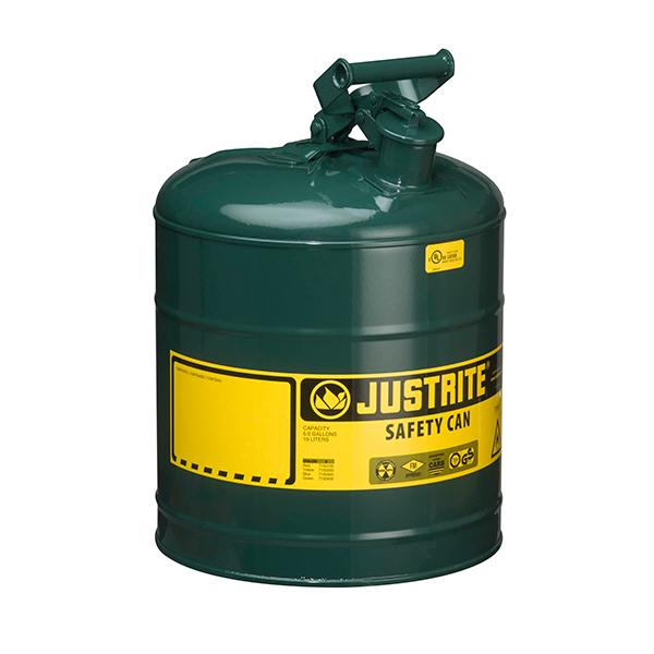 Type I Safety Can, 5 gal, Green