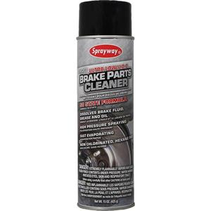 Ultra-Low V.O.C. Brake Parts Cleaner, 15 oz Aerosol