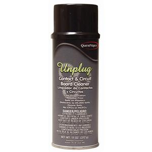 Unplug Contact & Circuit Board Cleaner 11 oz Aerosol