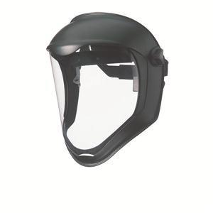 Uvex® Bionic® Headgear & Hard Hat Adapter w/ Clear, Uncoated Face Shield