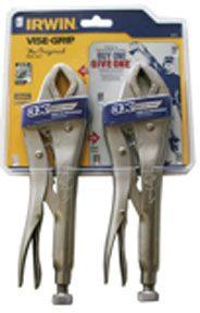 """Vise-Grip 10CR 10/"""" CURVED JAW Locking Pliers"""