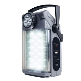 Wagan 2230 Solar Powered Outdoor Lantern