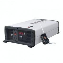 Wagan 2603 Elite 1000W PRO Pure Sine Wave Inverter