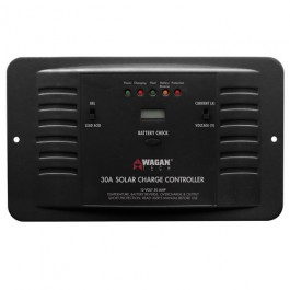 Wagan 30A Solar Charge Controller