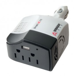 Wagan SmartAC 210W Power Inverter +USB