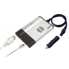 Wagan SmartAC Inverter 150 + USB (slim-type) 5V2.1A USB+
