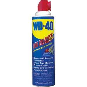 WD-40® Big Blast Can Lubricant, 18 oz Aerosol