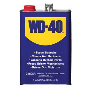 WD-40® Bulk Liquid, 1 gal (CA Compliant)