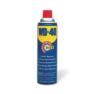 WD-40® Industrial Size (CA Compliant), 16 oz Aerosol
