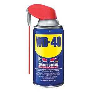 WD-40® Smart Straw, 8 oz Aerosol (CA Compliant)