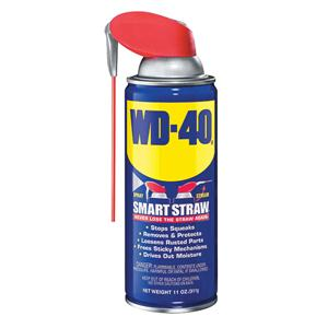 WD-40® Smart Straw® Aerosol, 11 oz (CA Compliant)