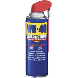 WD-40® Smart Straw® Aerosol, 12 oz