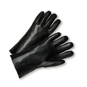West Chester 1017 Standard Smooth Grip PVC Interlock 10 Gloves