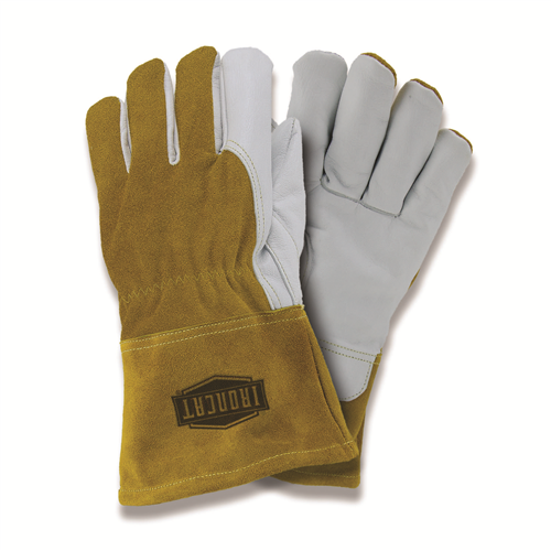 West Chester 6143 Premium Grain Goatskin Fleece Lined MIG Welding Gloves