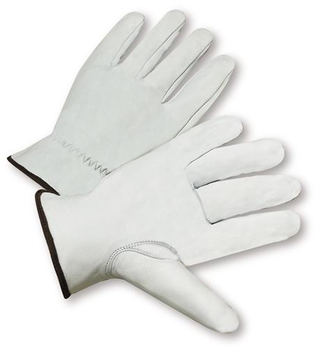 West Chester 991K Premium Grain Goatskin Leather Driver Gloves