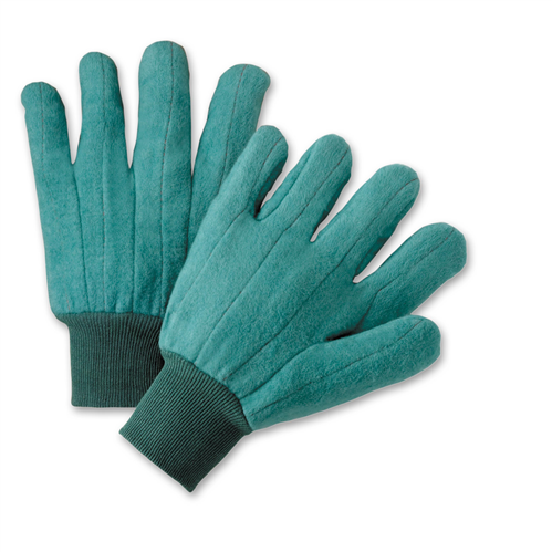 West Chester FM18KWG Full Chore Glove Green