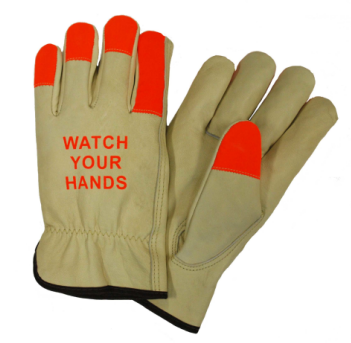 West Chester Keystone Thumb Select Grain Pig Driver Gloves