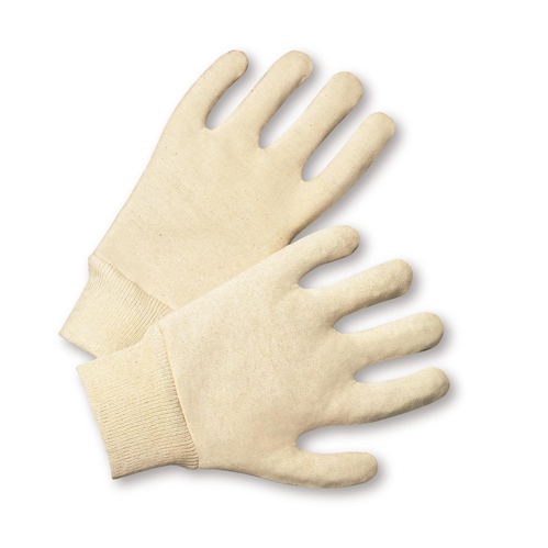 West Chester KJ55I 100% Cotton Reversible 5.5 oz. Jersey Gloves