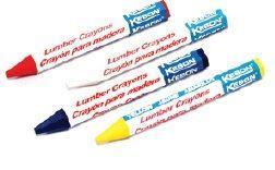White Lumber Crayon